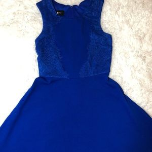Girls Beautiful Blue dress - Perfect for Holidays